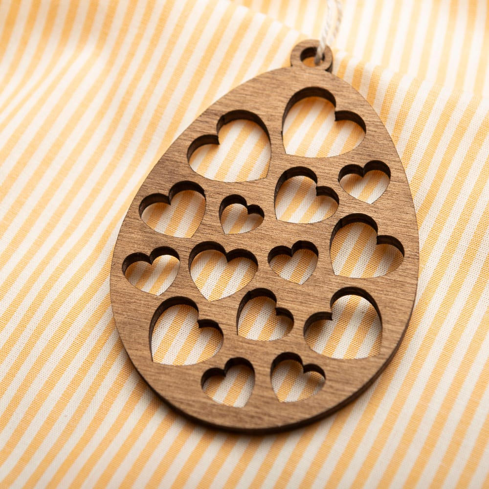 décoration lapin œuf lièvre de Pâques arbre de paques personnalisable